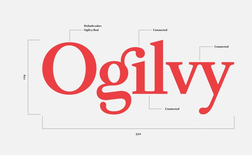 Global ad agency Ogilvy rebrands itself after 70 Years offering a new visual identity and language
