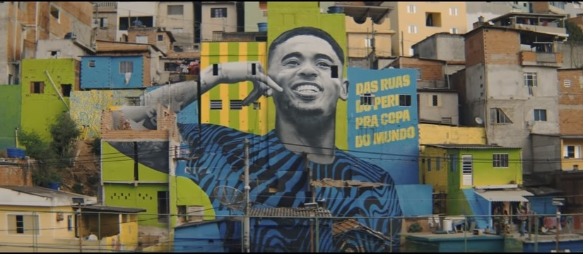 Adidas jumps on the World Cup trend by featuring Mo Salah and Gabriel Jesus in new campaign