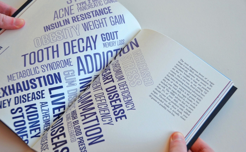Designer creates modern take on the Bible and reflects on issues found in society