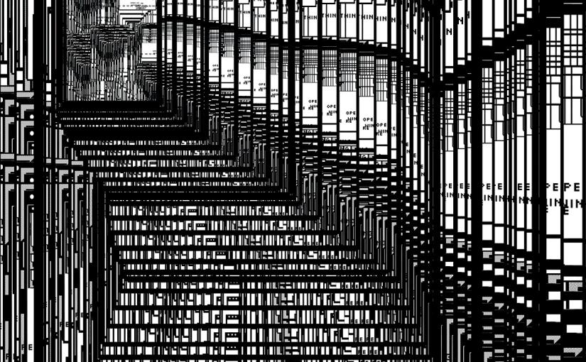 Designer Morten Olufsen visualising the endless possibilities of theinternet